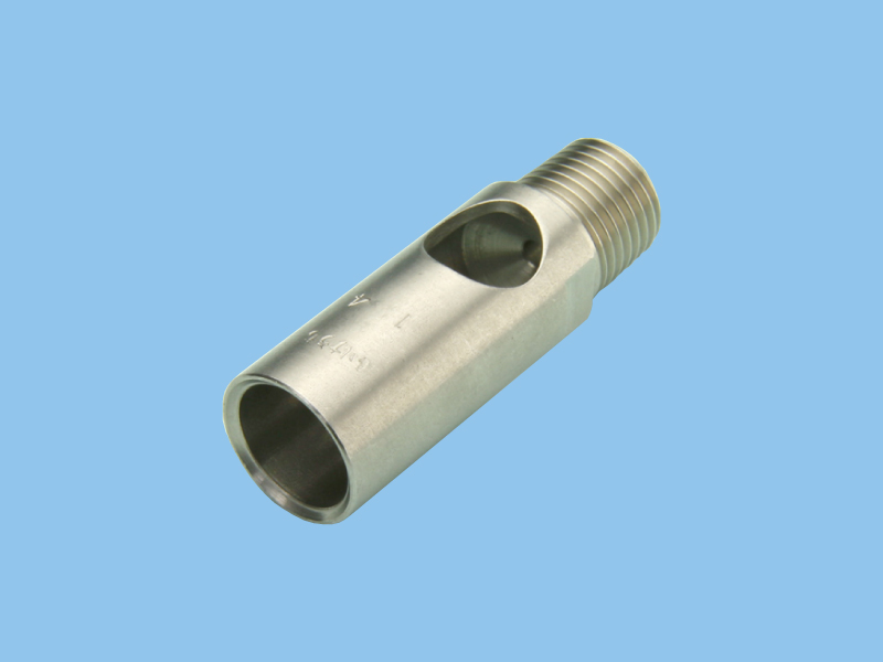 Ejector nozzle for solution agitation ejx series nozzles